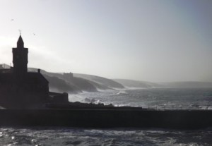 Porthleven - venue for the Vitreus art stained glass course in Cornwall
