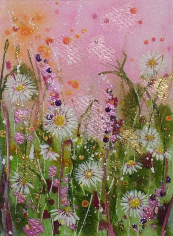 Apsley 002 - Original and Mixed Media Paintingby Abby Cork at Vitreus Art, Northants gallery