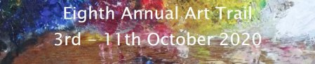 South Northants Art Trail October 2020 at Vitreus Art Bell Plantation