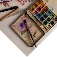 Art evening courses  at Vitreus Art with Emily Brady