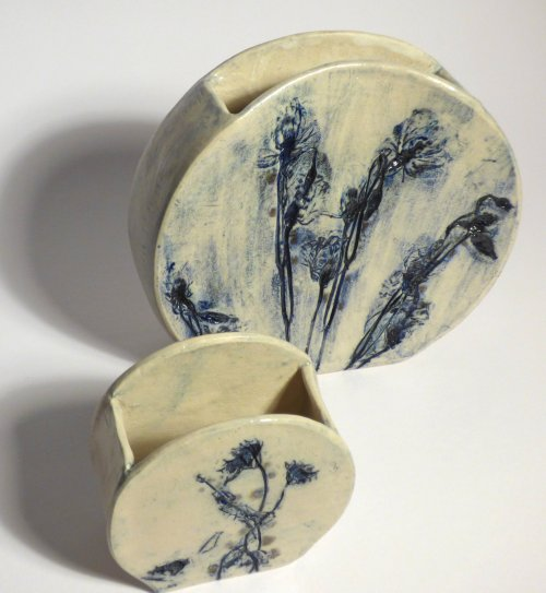 Charlotte Hupfield exhibits her ceramics at Vitreus Art