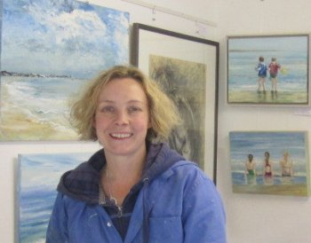 Clare Tebboth - artist and teacher