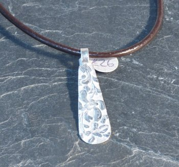 Juliet Brown is Julissimo Jewellery making silver jewllery at Vitreus Art