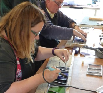 stained glass basics for beginners