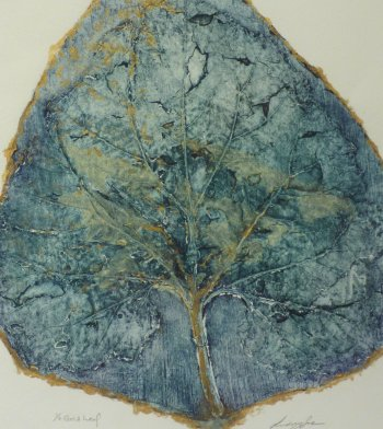 Collagraph orintmaking at Vitreus Art on sale by Lindsey Graham