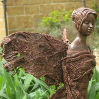 Textile Sculpture courses with Liz Dixon
