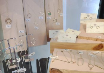 Jewellery from Liz Wagner-Dempster