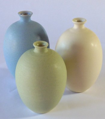 Lucy Burley - beautiful ceramic vases and bottles