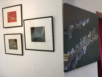 Mark Hemingway - new aerial photopgraphs at Vitreus Art