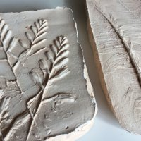 Plaster Casting Relief class for beginners