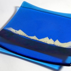 Sam Burke - Fused Glass at Vitreus Art