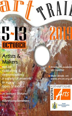 Art exhibitions and craft on display at the Vitreus Art Gallery at Wakefield Country Courtyard, Northants NN12 7FA